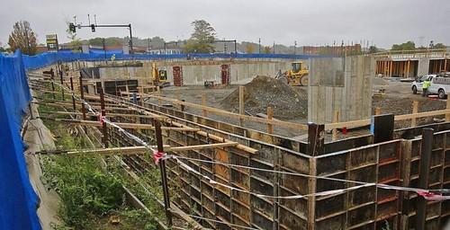 Landing 53 Construction Site