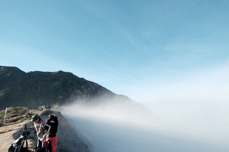ijen summit