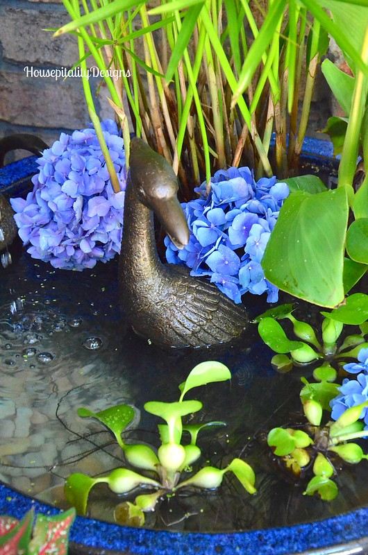 Garden Container Pond - Housepitality Designs