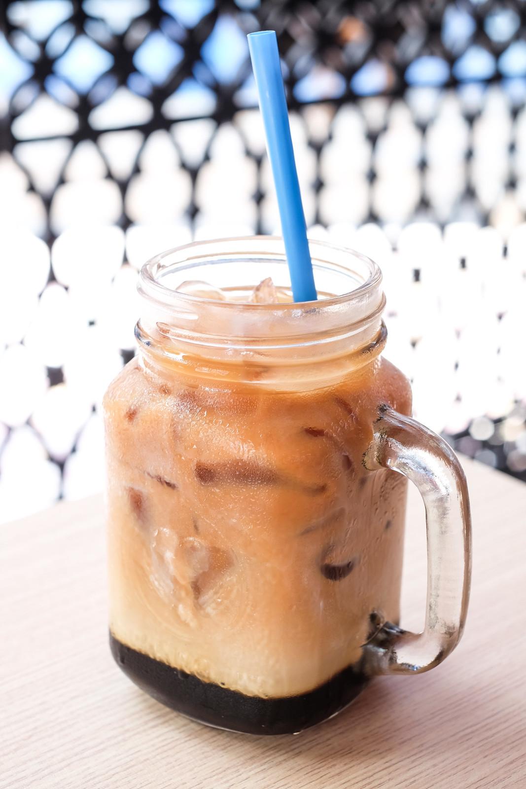 Chong Wen Ge cafe's Teh C Special