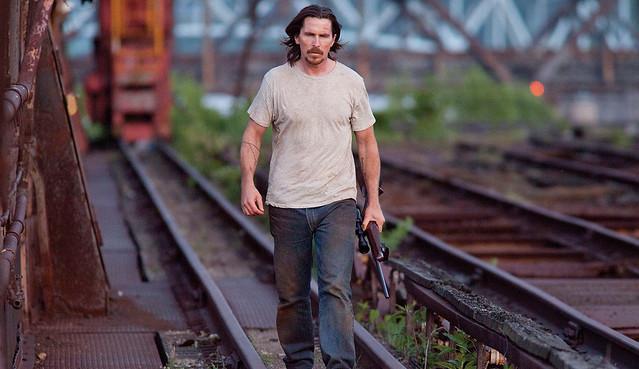Фото | Кристиан Бэйл. «Американский психопат», 2000 год