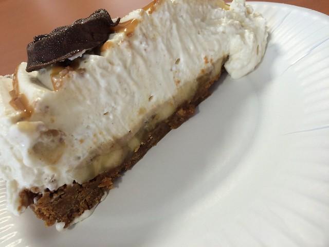 Bannofee Cheesecake