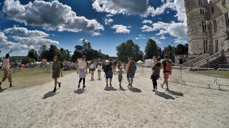 Camp Bestival Family