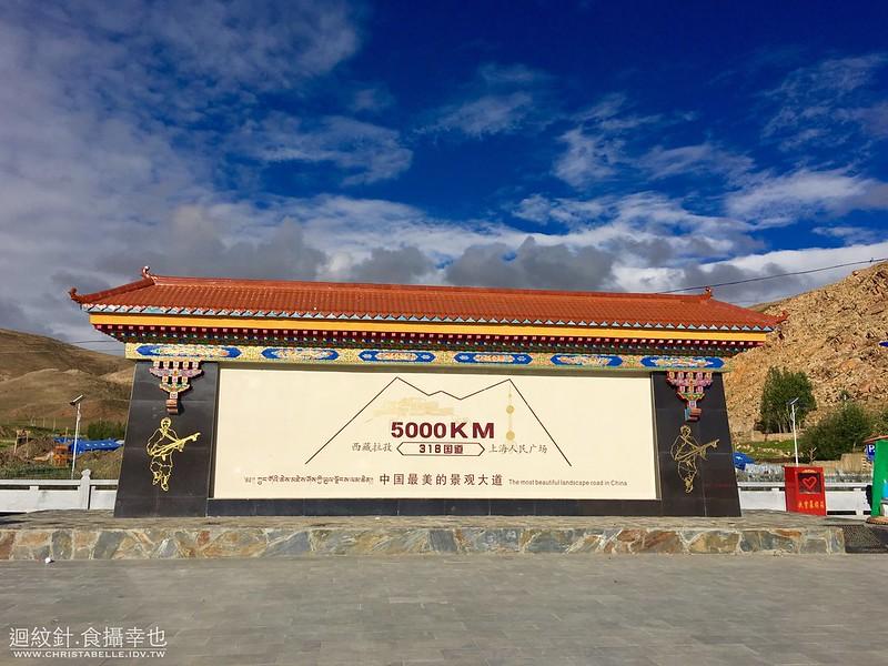 西藏公路風光