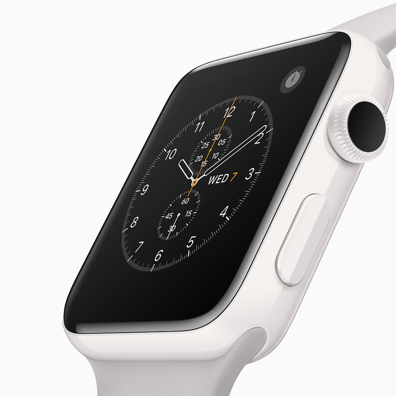 Дизайн Apple Watch 2