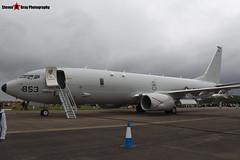 168853 - 44145 5338 - US Navy - Boeing P-8A Poseidon - Fairford - RIAT 2016 - Steven Gray - IMG_9202