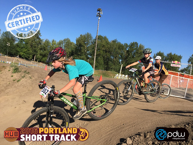 PDX Short Track 2016 - Summer Casual Race Outfit Contest