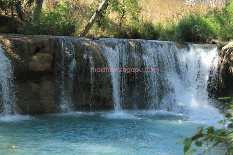 Air Terjun Di Desa Tandula Jangga Sumba Timur