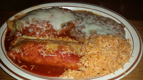 Chile Relleno and Tamale?