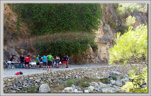 #GRXperience Barranquismo en Río Verde 7