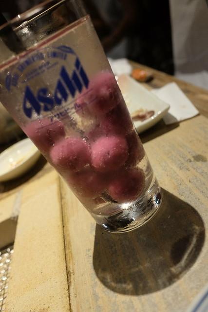 襟裳岬流氷サワー