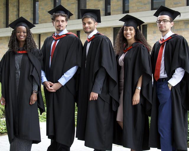 AQM graduates 2016 - Social Sciences