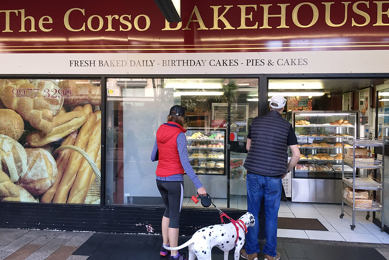 The Corso Bakehouse