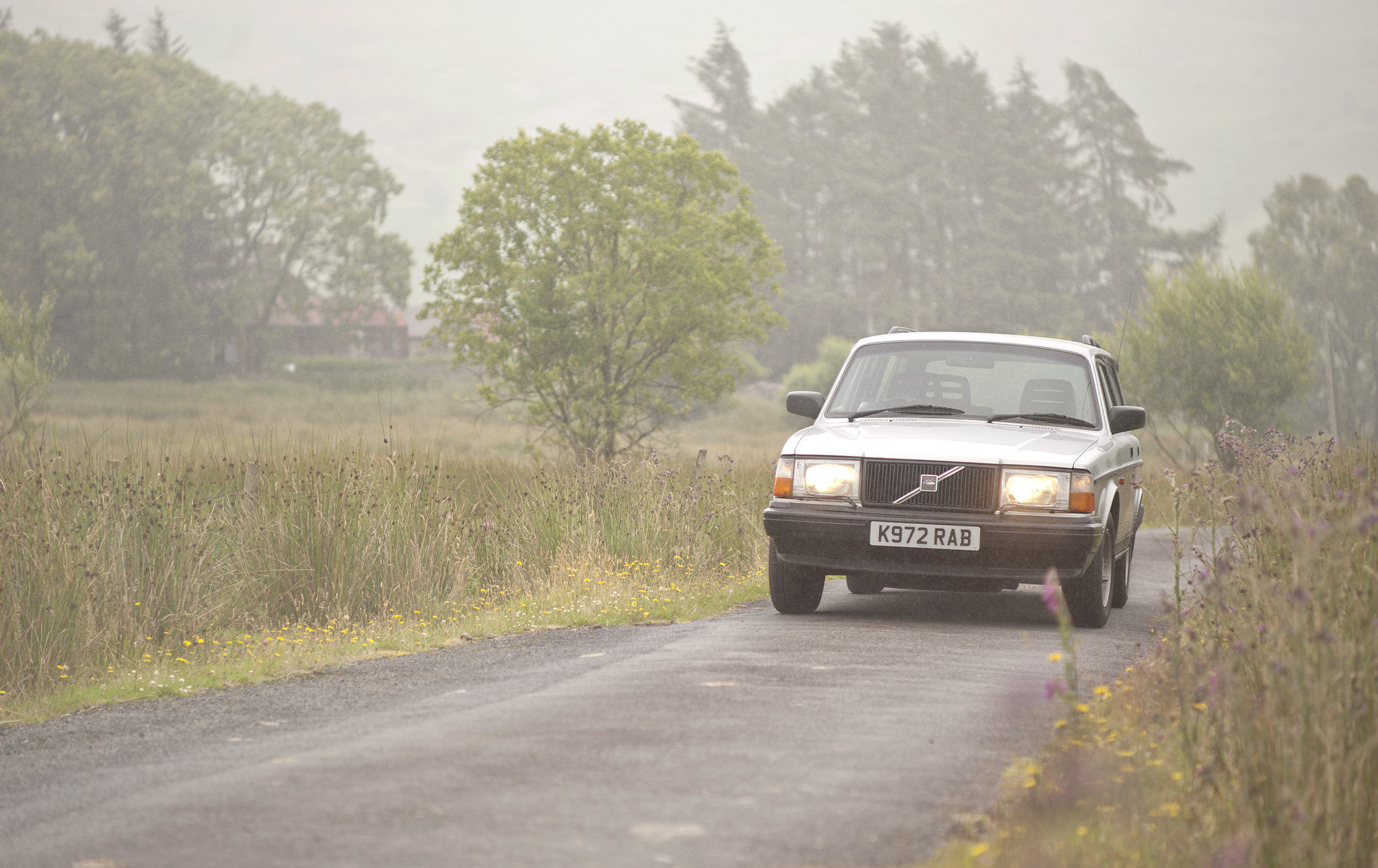 Volvo 240 Torslanda A Continuation Of E34 Explodyness Retro Rides Flame Trap By Harry Charnock On Flickr