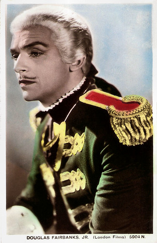 Douglas Fairbanks Jr. in The Rise of Catherine the Great (1934)