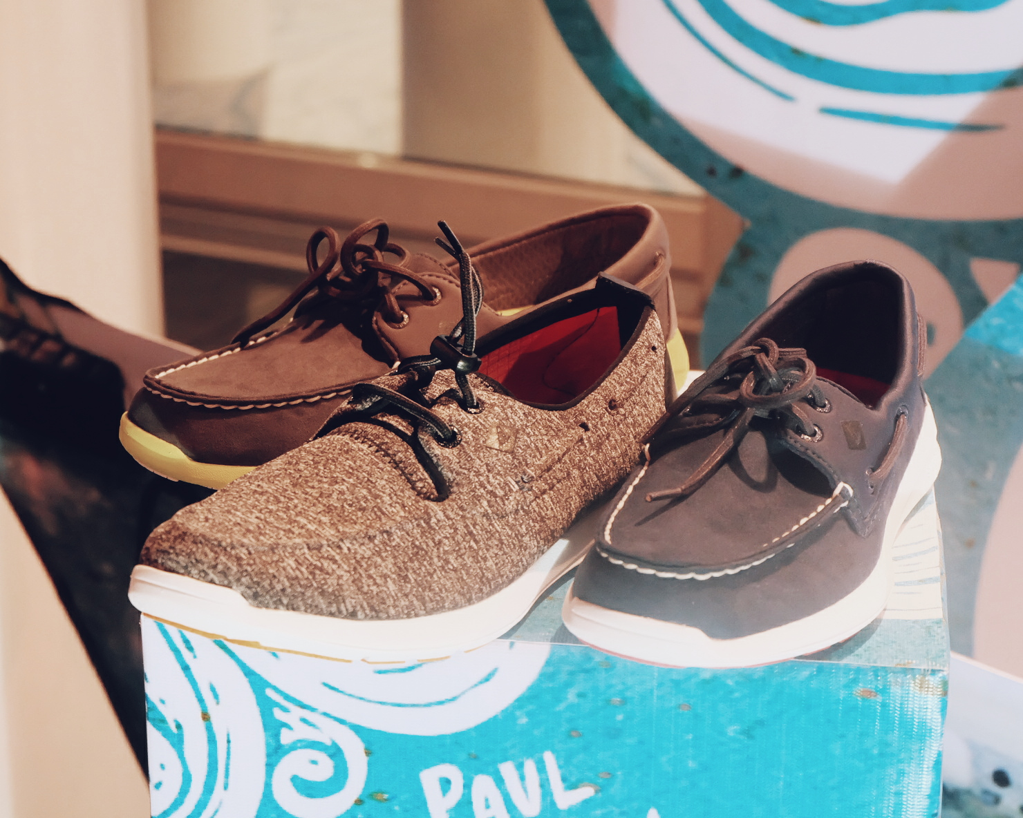 sperry jaws collection