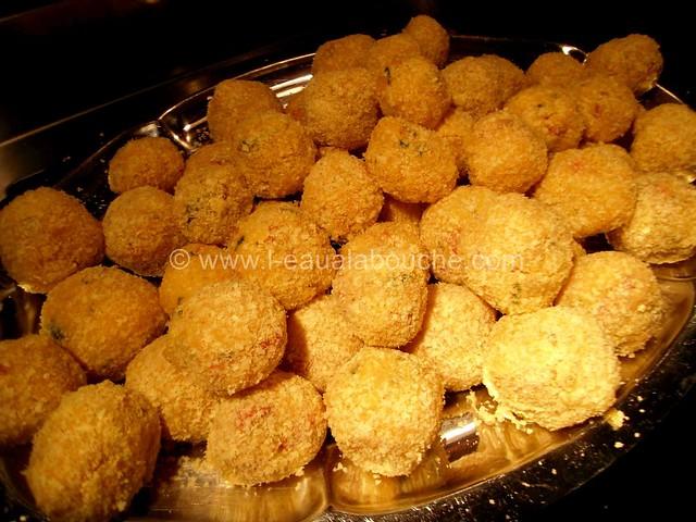 Croquettes de Pommes de terre au Chorizo © Ana Luthi Tous droits réservés 003