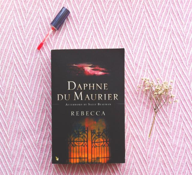 rebecca daphne du maurier book