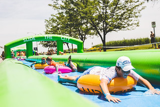 Slide the City in Dogtown 7/9/16