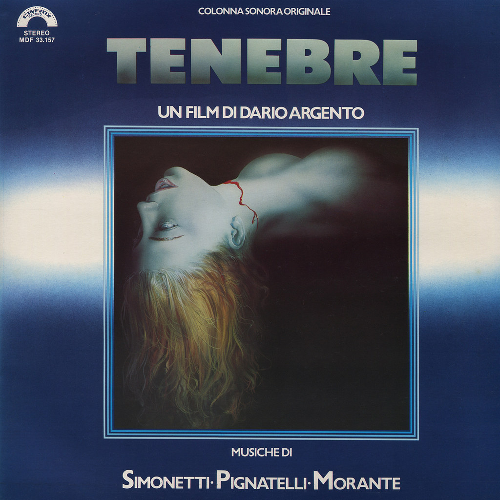 Simonetti Pignatelli Morante - Tenebre