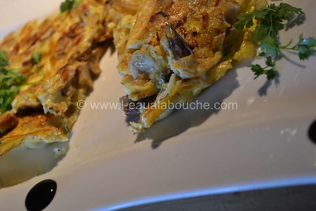 Omelette aux Cèpes & au Foie Gras © Ana Luthi Tous droits réservés 08