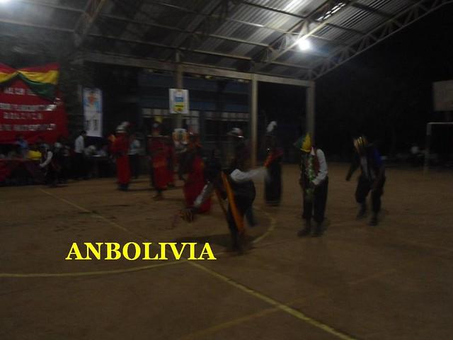 LA VELADA ARTISITICA POR LOS 191 AÑOS DE BOLIVIAº