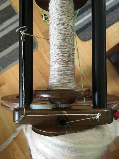 Kromski Sonata WooLee Winder