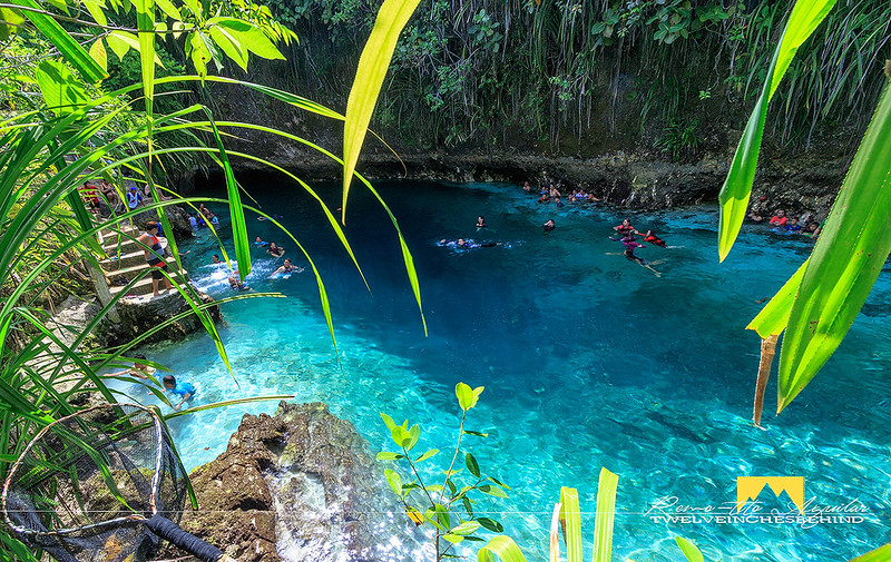 ENCHANTED RIVER side