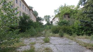 2016-0729 132 WÜNSDORF verlaten Russische kazernes