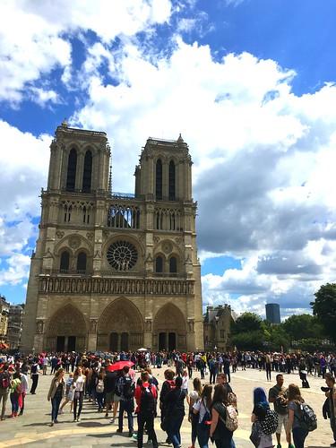 Notre-Dame de Paris. Paris, France