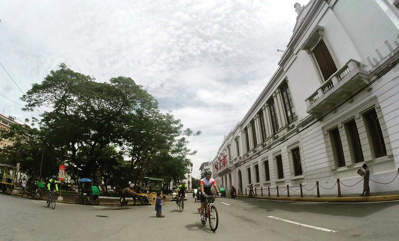 Intramuros. July 2016.