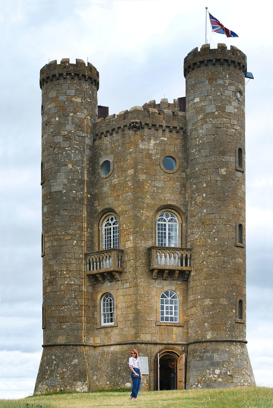 Broadway Tower, The Cotswolds | Not Dressed As Lamb