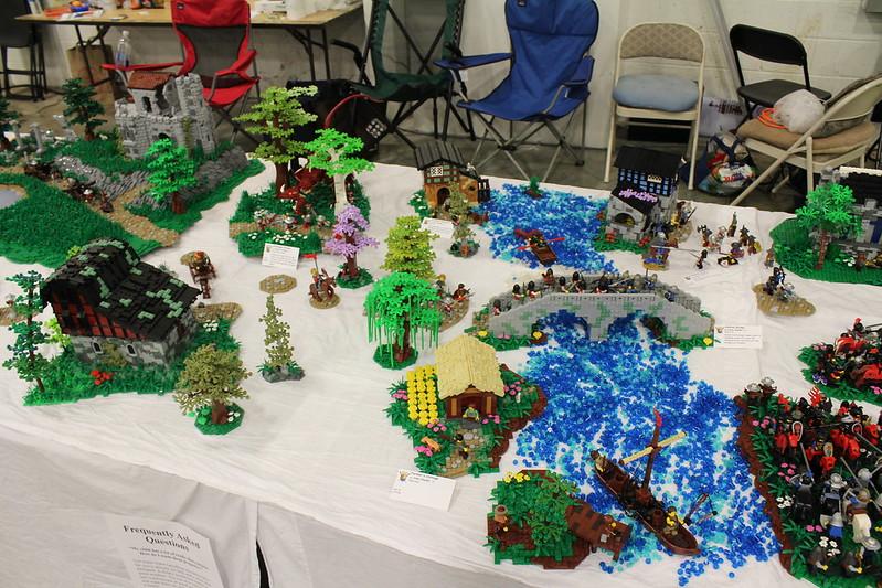 Ye Old Merry Battleground BrickFair VA 2016