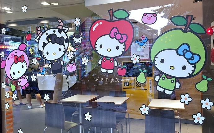 4 Hello Kitty 麥麥幫仲夏農場 20160713開跑,每週推出兩款,爆炸可愛~絕對引起排隊熱潮!