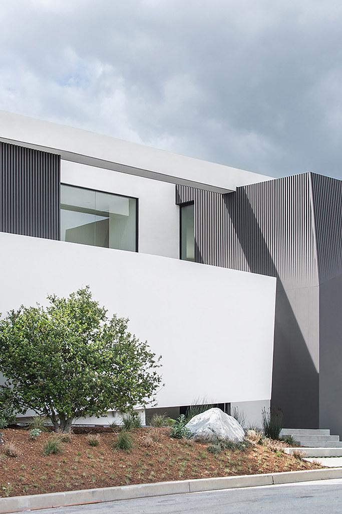 Элитный дом ELL в Беверли-Хиллз. Проект Domaen