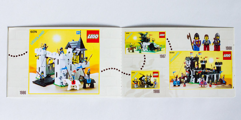 Review Classic Knights Minifigure Bricknerd Your Place For All