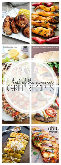 Best of the Summer - Grill Recipes! So many great recipes here!!