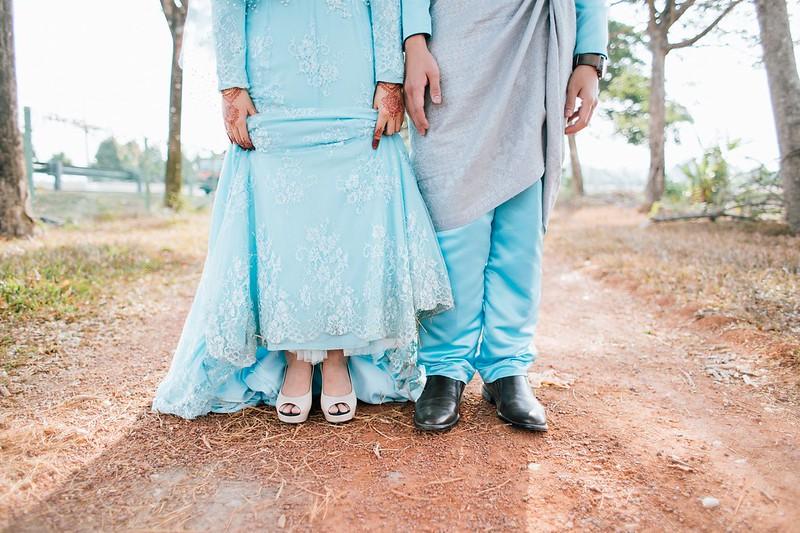 Outdoor Wedding Portraits