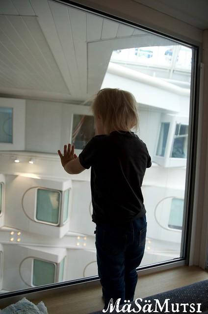 Lasten kanssa laivalla, Silja Line