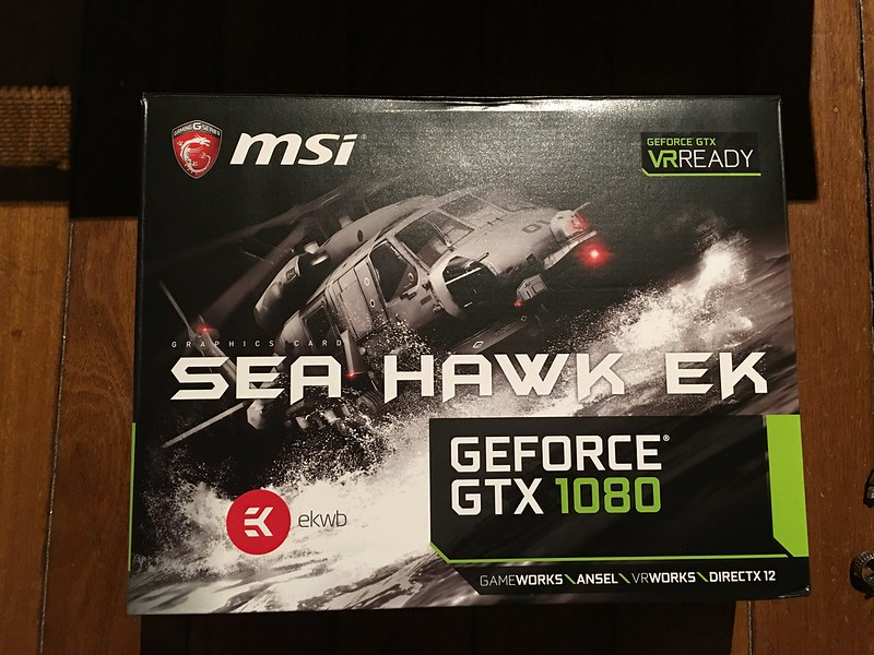 MSI GeForce GTX1080 Sea Hawk EK X 8GB :) | guru3D Forums