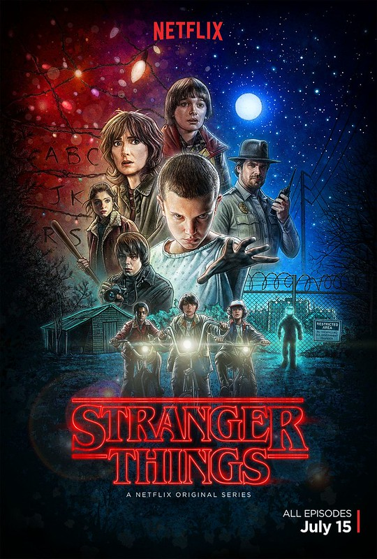 Stranger Things - Poster 3