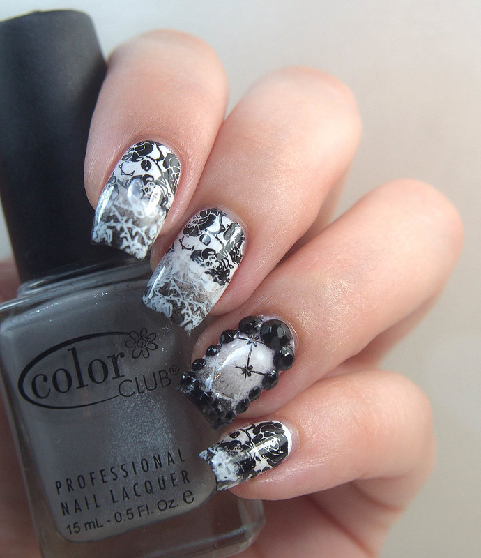 MoYou London Stamping Nails