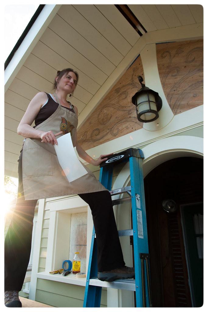 Johanna-Ladder-Gable-Project