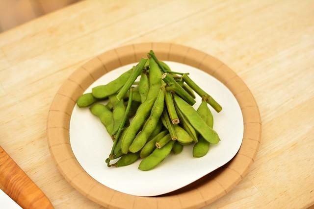 一番搾りガーデン_枝豆