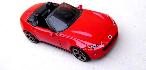 Matchbox 2016 | Mazda MX-5 Miata 2015