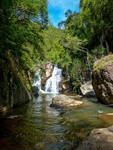 A canyon in Dalat Vietnam.