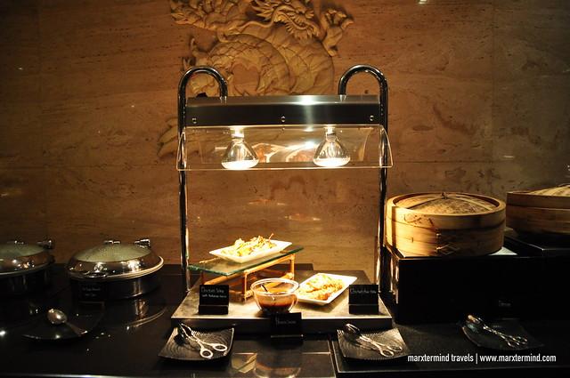 Local Dishes at Signatures Restaurant Hotel Indonesia