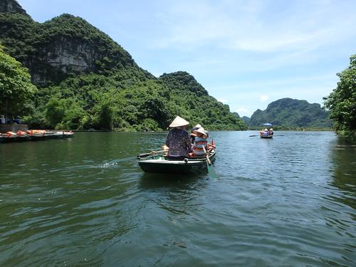 Ninh Binh, June 2016