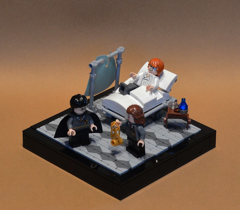 lego scenes from harry potter and the prisoner of azkaban the brothers brick the brothers brick. Black Bedroom Furniture Sets. Home Design Ideas