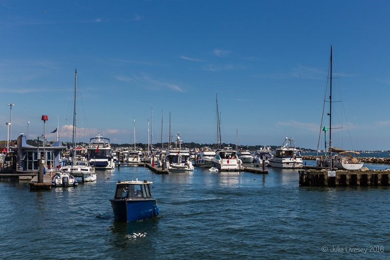 Poole Quay Boat Haven